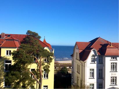 Seeblick - Balkon