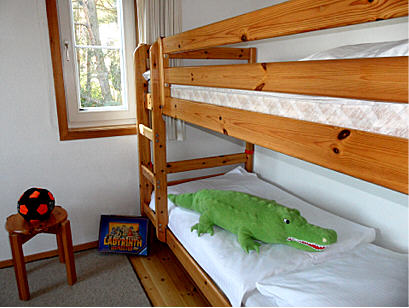 Separates Kinderzimmer