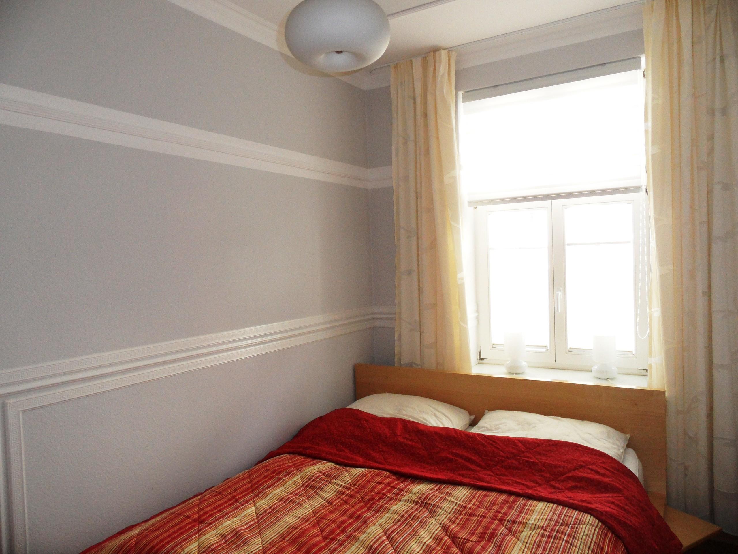 Schlafzimmer (Bett 160 x 200 cm)